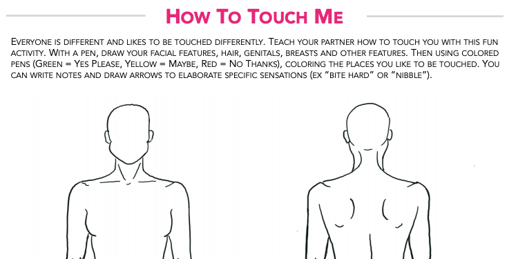 HowToTouchMe