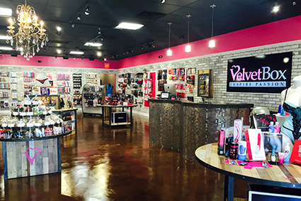 Velvet Box Lewisville Adult Store