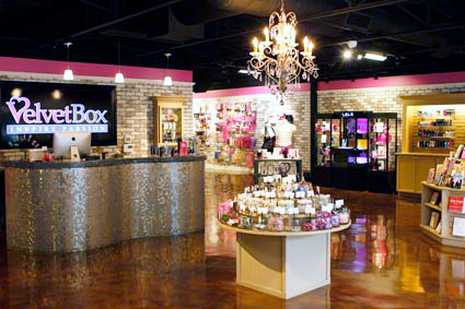 Velvet Box Fort Worth Adult Store
