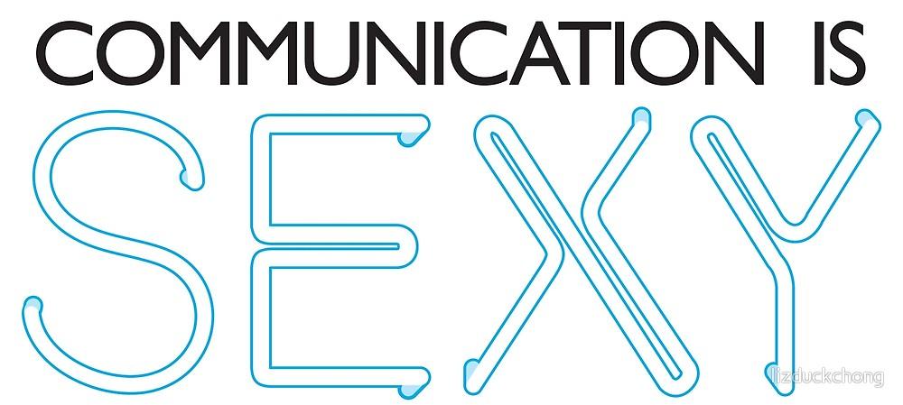 communication is sexy velvet box dfw redbubble design lizduckchan