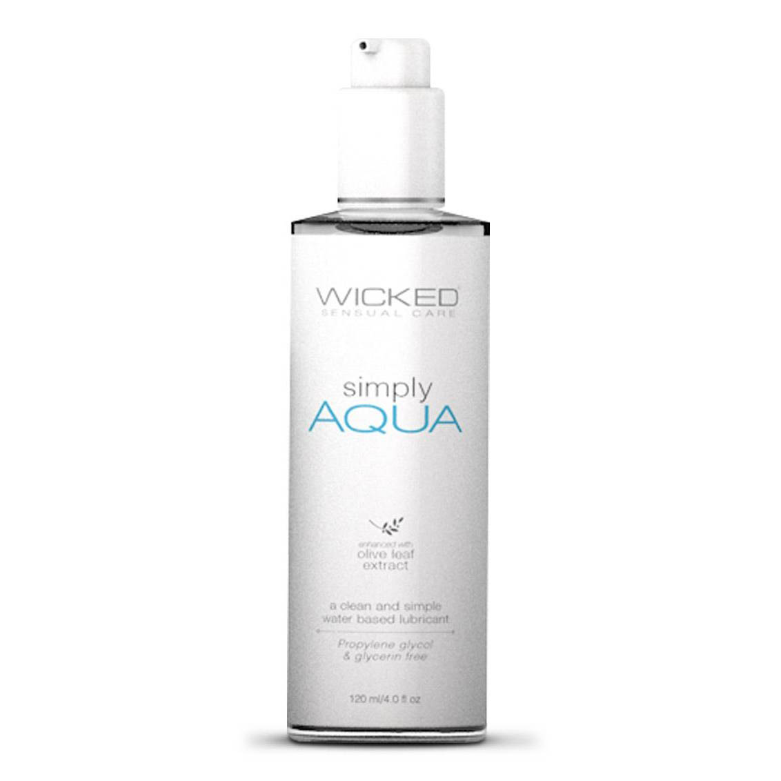 Wicked Aqua Lubricant